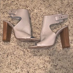 Vince Addie Bootie in Taupe-Beige //Size 6.5